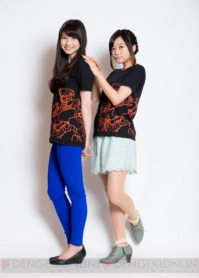 雨宮天さん&水瀬いのりさんのTシャツ試着写真が公開! 『