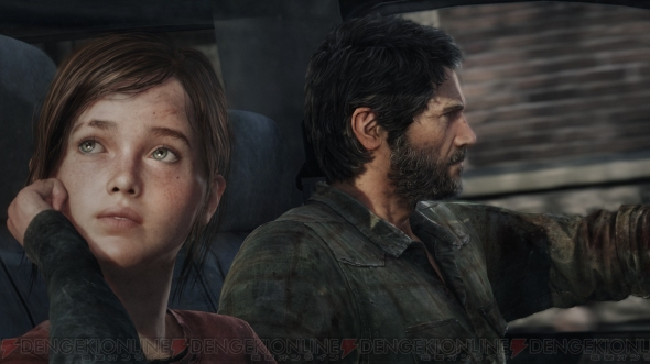 電撃 - 『The Last of Us Remast...
