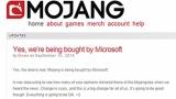 『マインクラフト』開発元Mojangの買収をマイクロソフトが発表。買収額は約2700億円