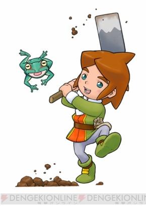 """3DS『ポポロクロイス牧場物語』がマーベラスから発売。ピエトロ王子たちが異世界""""ガラリランド""""で新たな冒険を繰り広げる!"""