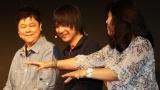 伊藤賢治さん、光田康典さん、下村陽子さんという元スクウェア作曲家3人が集結。植松伸夫さんからの予想外な質問に3人は……?【TGS2014】
