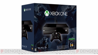 『Xbox One(Halo: The Master Chief Collection 同梱版)』