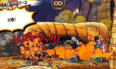 『ワンピース 超グランドバトル!X』はオリジナルOPアニメを収録。ダニー&ルフィが歌う主題歌は必聴!