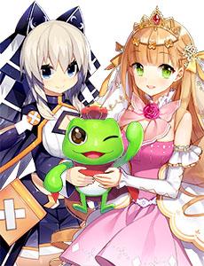 特典はSRアスタロット姫! 『ウチ姫』のビジュアルブックが12月26日に発売!