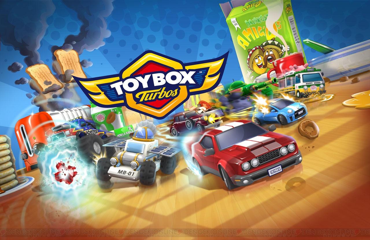 Toy Box Turbo Xbox One