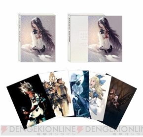 『BRAVELY SECOND END LAYER Original Soundtrack』