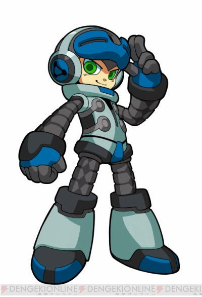 『MIGHTY No.9』