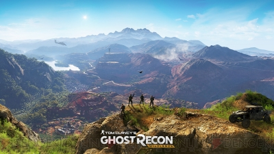 『Tom Clansy's Ghost Recon Wildlands』