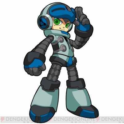 『Mighty No. 9』