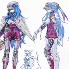 Wii U『幻影異聞録♯FE』クロムやシーダの設定画が公開