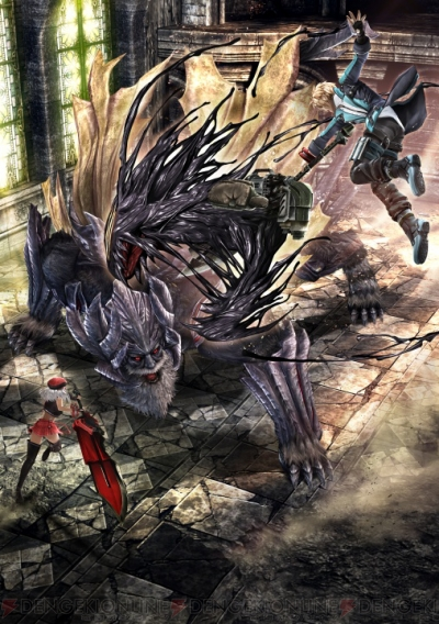 『GOD EATER RESURRECTION』