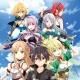 『SAO』ゲーム新作制作決定! 『ロスト・ソング』では黒雪姫がプレイアブルに【TGS2015】