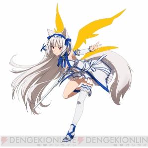 《SAO code register》原创角色选举举办 第一的角色6星稀有化!