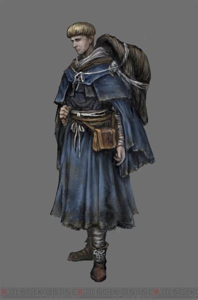 Dark Souls  Ringed City Shira Boss