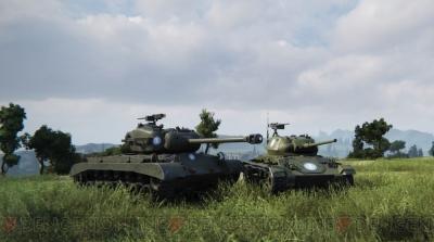 戦車ゲー『ワールドオブタンクス』PS4版の第二次 …