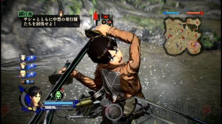 進撃の巨人2(ゲーム)攻略 おすすめ装備や簡単 …