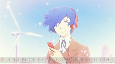 『PERSONA3 THE MOVIE #4 Winter of Rebirth』