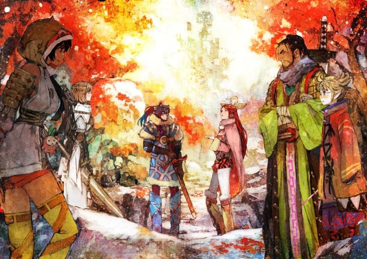 Ikenie to Yuki no Setsuna (C) Tokyo RPG Factory. Via Dengeki Online.