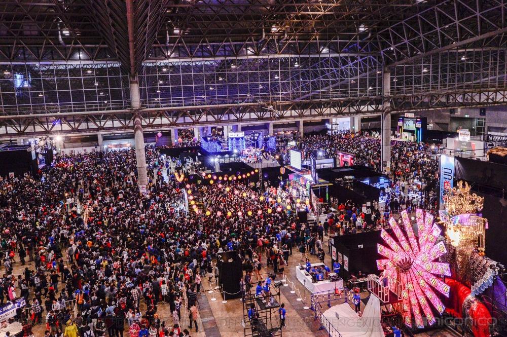 """""""ニコニコ超会議2016""""2日間で会場来場者は約15万人、ネット来場者は約552万人。来年の開催も決定"""