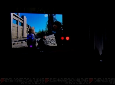 『ファイナルファンタジーXV VR EXPERIENCE』