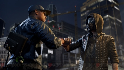 『Watch Dogs2』