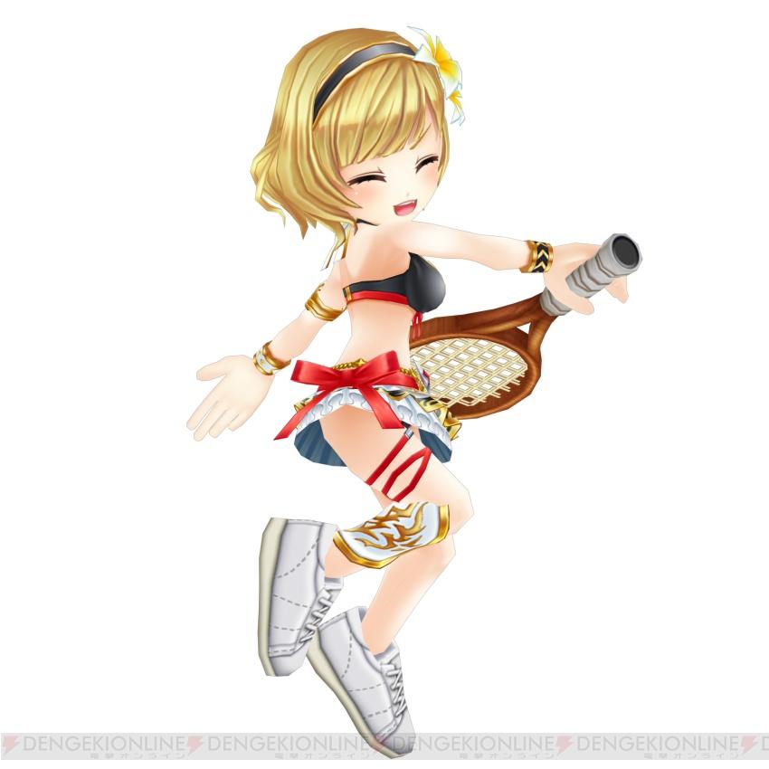 『白猫テニス』