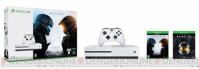 『Xbox One S 1TB(Halo Collection同梱版)』