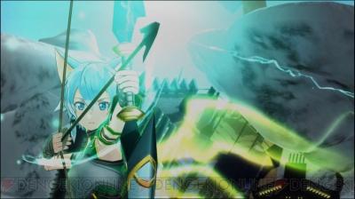AW VS. SAO:虚拟世界交汇之处 新角色&巫女亚丝娜特典公开