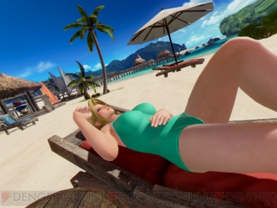 『DEAD OR ALIVE Xtreme3 Fortune』