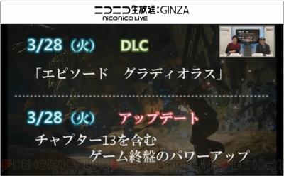 3月のアップデート&DLC情報