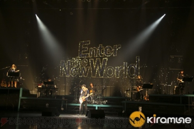 "入野自由 Live Tour 2017 ""Enter the New World""レポート"
