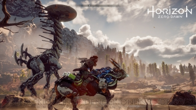 『Horizon Zero Dawn』