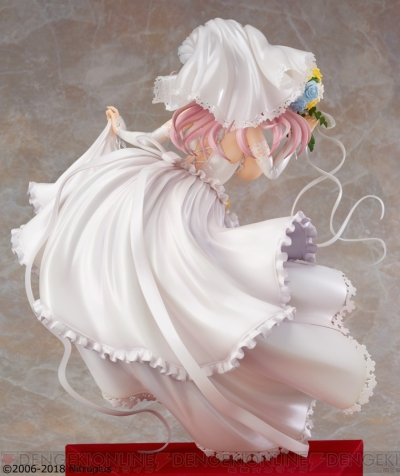 『すーぱーそに子 10th Anniversary Figure Wedding Ver.』