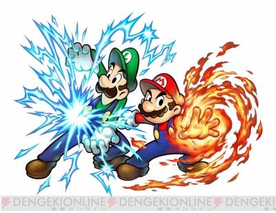 『マリオ&ルイージRPG1 DX』
