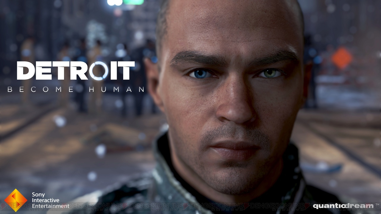detroit become human pc 版