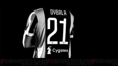 サイゲームスが名門サッカーチームのユヴェントスとスポンサー契約。新ユニフォームはバルセロナ戦で披露
