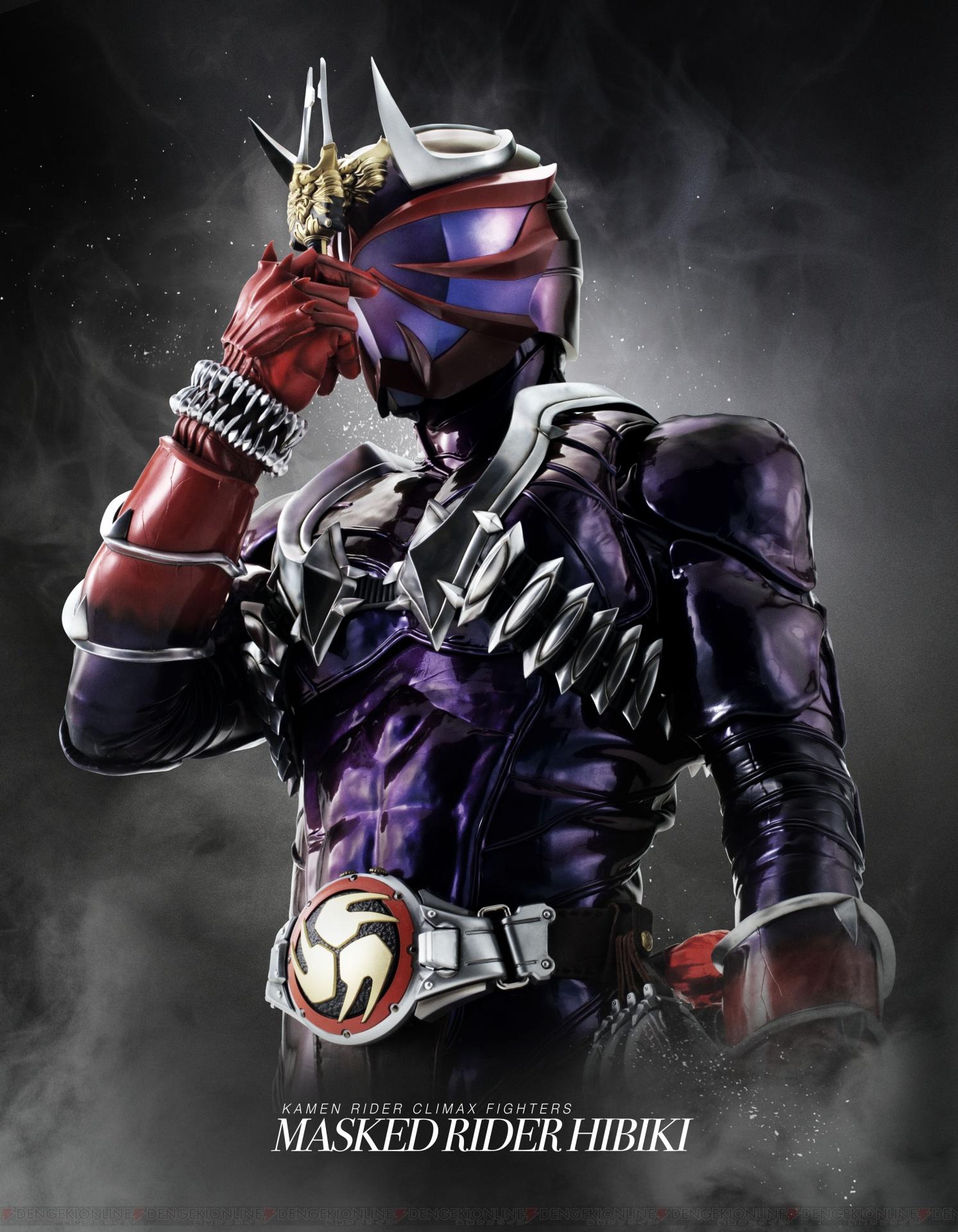 仮面ライダー クライマックスファイターズ 参戦ライダーの個性を紹介