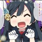 【ラブライブ!スクスタ4コマ】かすみちゃん、果林ちゃん、せつ菜ちゃんがハロウィンを満喫!