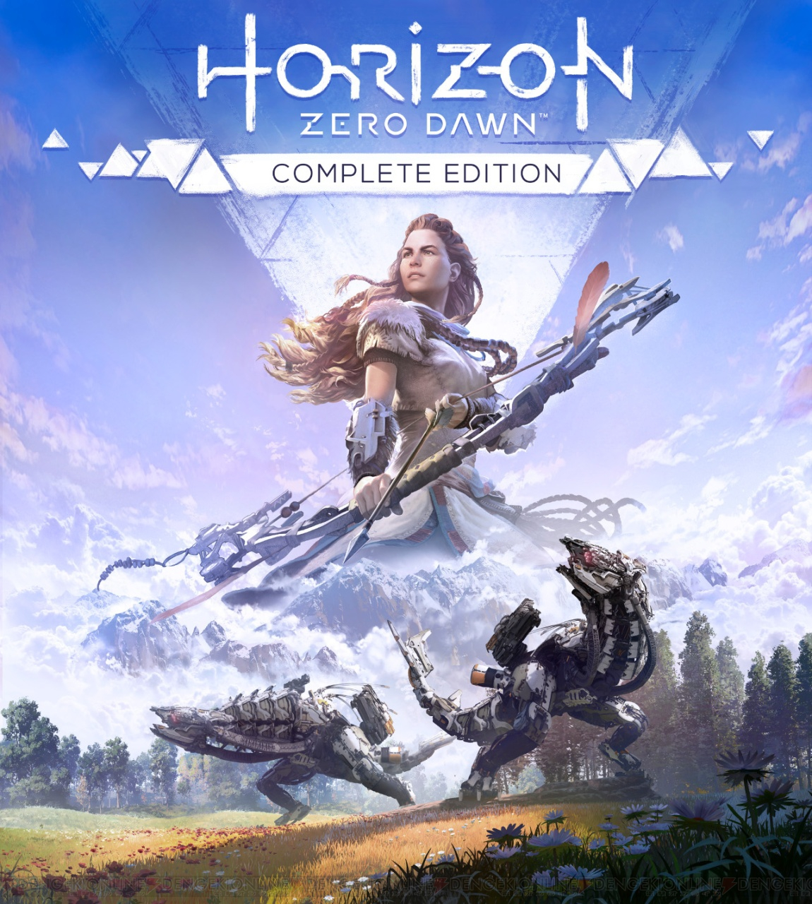 horizon zero dawn 完全 版