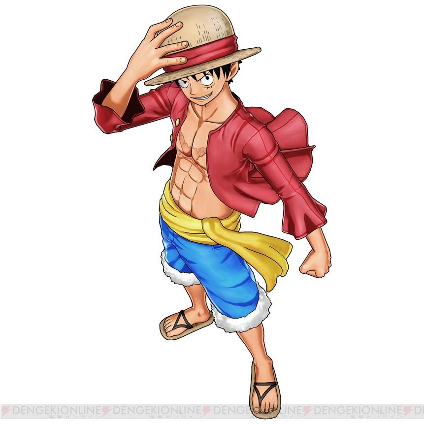One Piece 43426: PS4『ワンピース WORLD SEEKER』が2018年に発売。シームレスな世界をルフィとなって駆け巡る