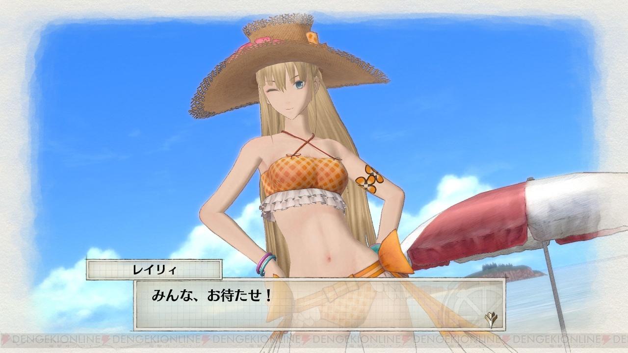"PS4版『戦場のヴァルキュリア4』本日発売。""E小隊、海へ!""や""隊長不在のE小隊""などの4つのDLCを紹介"