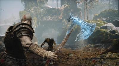 PS4『ゴッド・オブ・ウォー』発売1周年を記念し最 …