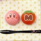 『星のカービィ』カービィとマキシムトマトの和菓子が4月24日よりローソンで発売。丸くて愛らしい姿を再現