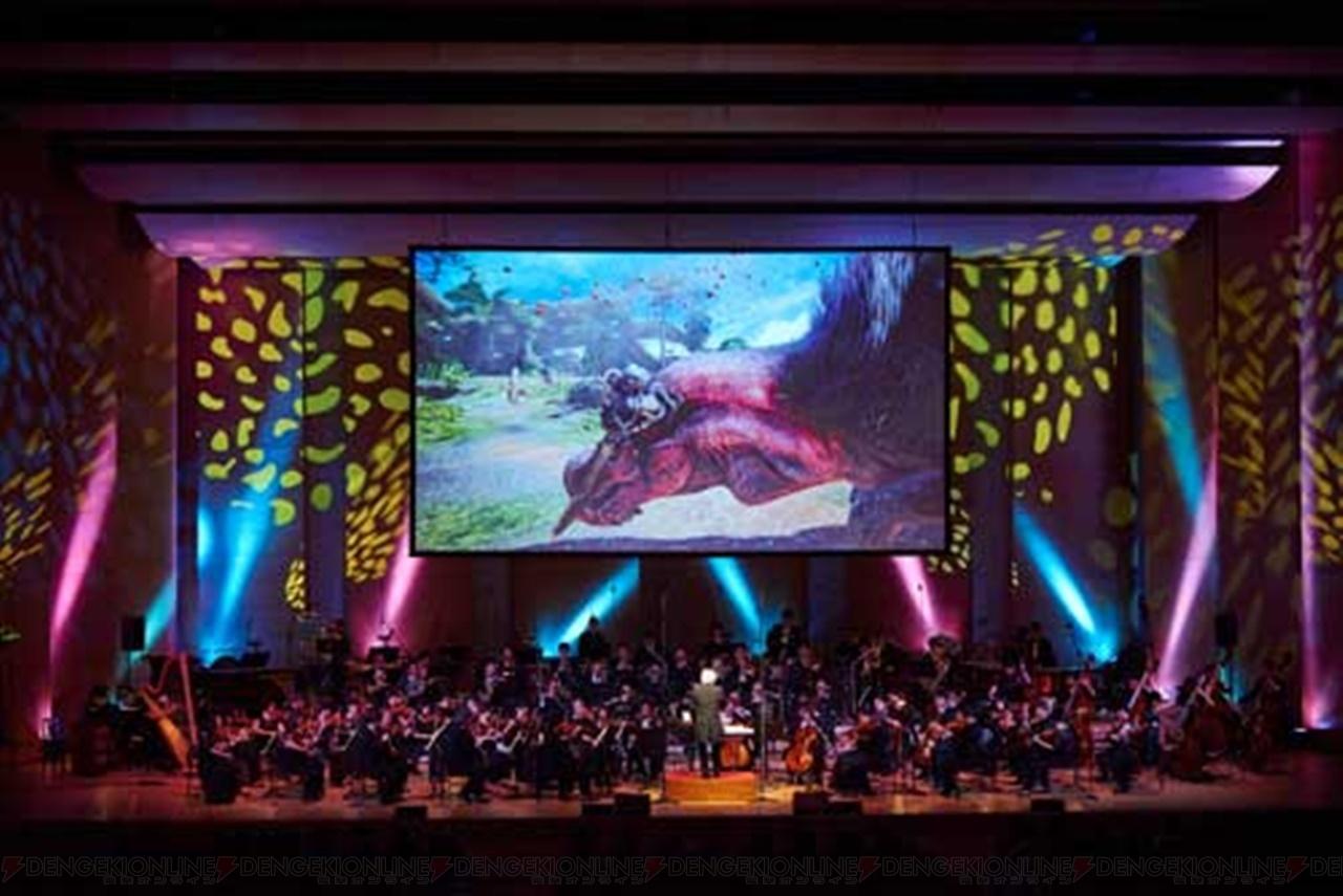 """『モンスターハンター』シリーズのオーケストラコンサート""""狩猟音楽祭2018""""が東京と兵庫で開催"""