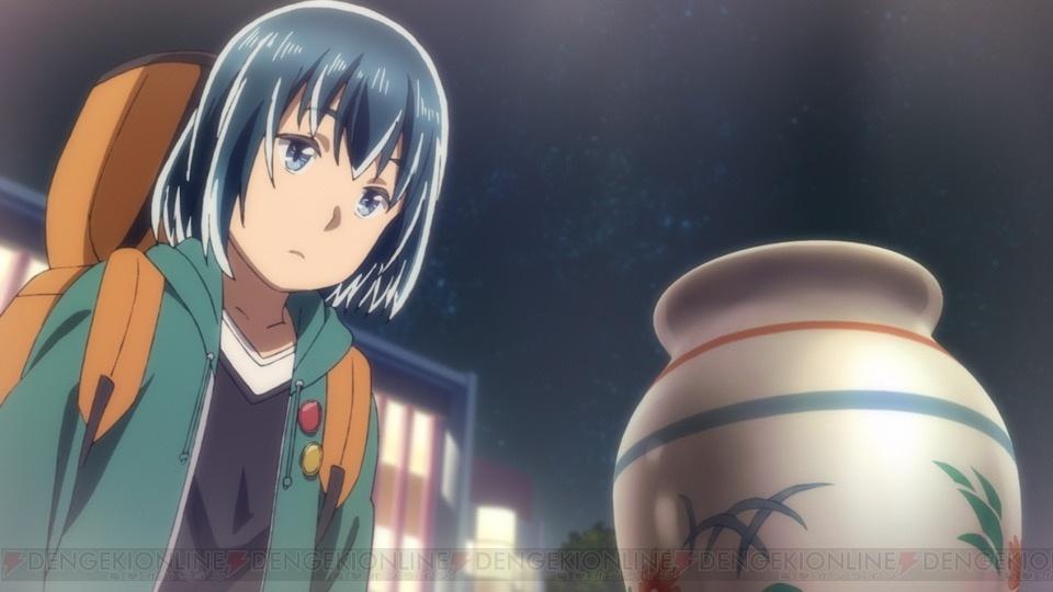 『ヒナまつり』第4話で新田に勘当されたヒナ。自分勝手な行動ばかりでアンズにも愛想を尽かされてしまう