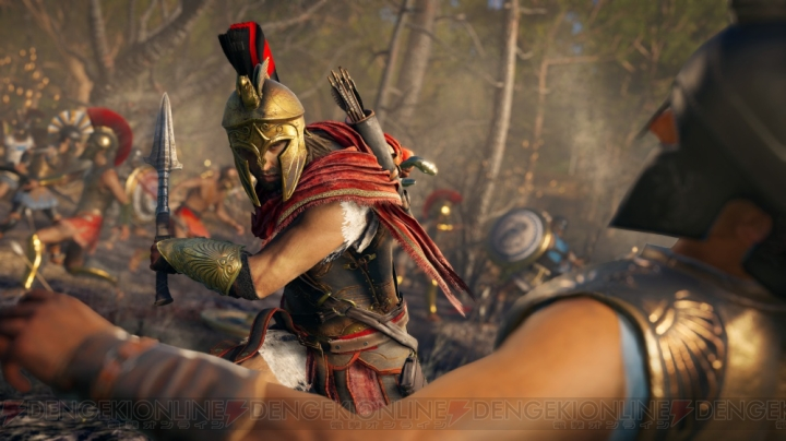 『Assassin's Creed Odyssey』は10月5日発売。舞台は古代ギリシャ【E3 2018】