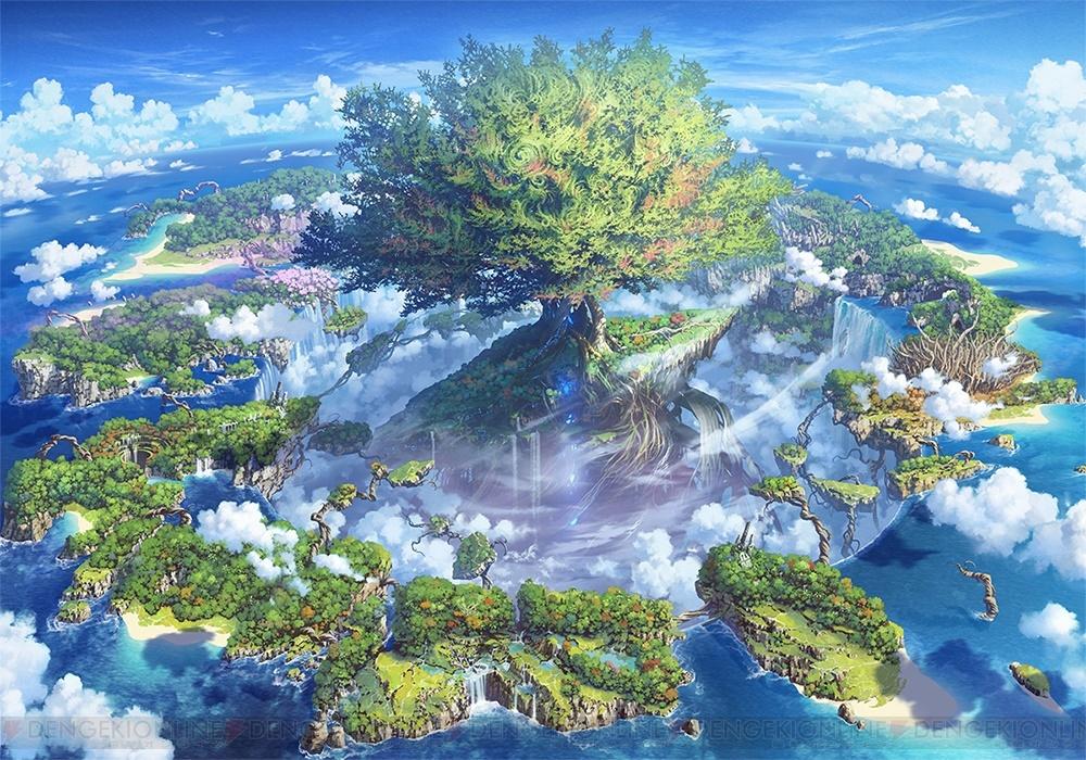 世界 樹 の あのね x