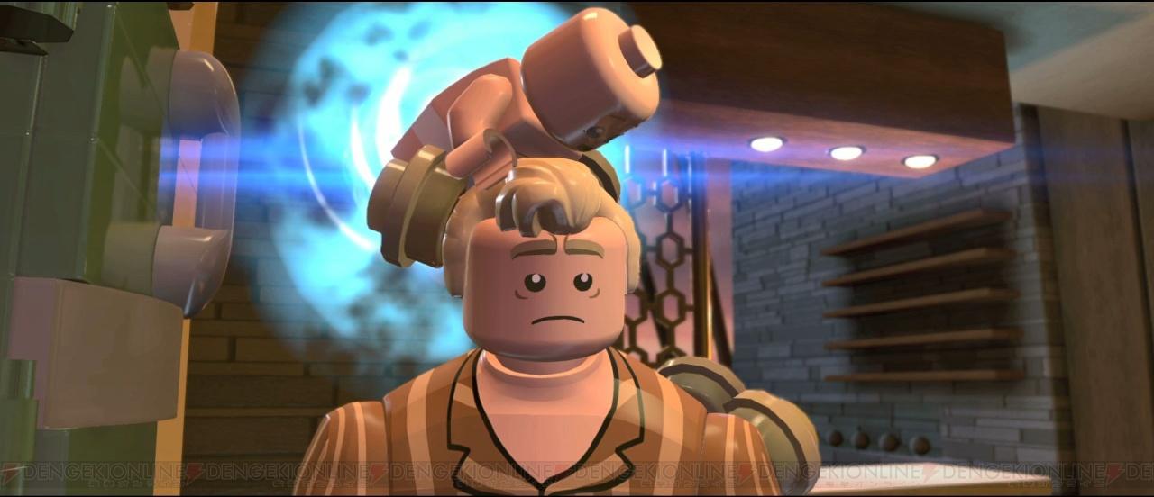 『レゴ インクレディブル・ファミリー』Mr.インクレディブル・ボブの紹介映像が配信