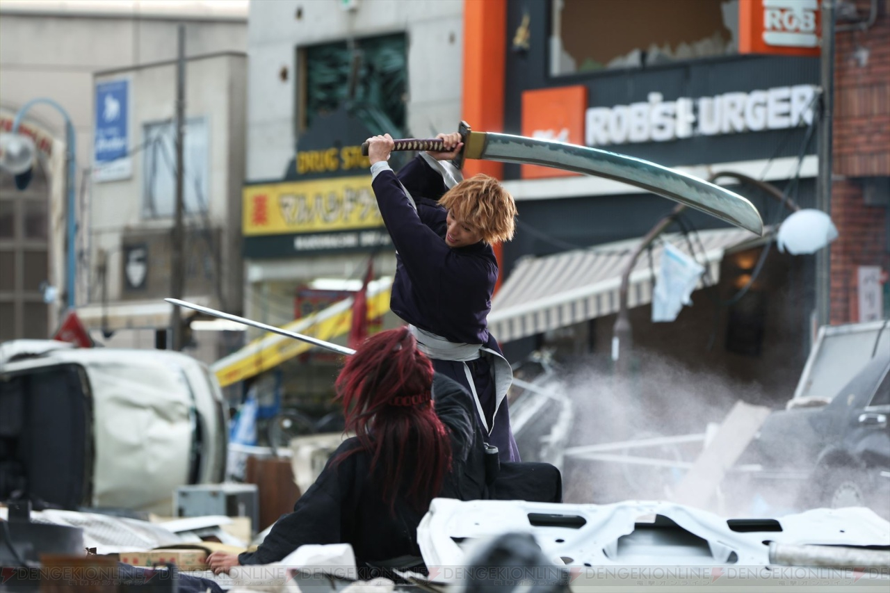 実写映画『BLEACH』森田成一さんがナレーションの特別映像が解禁。原作者・久保帯人さんのコメントが到着