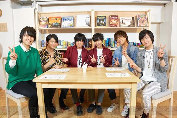 『ボドあそ』#4の先行カット到着! ゲストは下野紘さん、寺島惇太さん、永塚拓馬さん、濱健人さん!